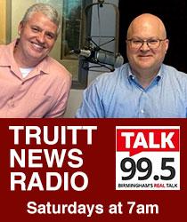 Listen to Truitt News Radio on Talk 99.5 in Birmingham